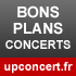 Up Concert - les bons plans