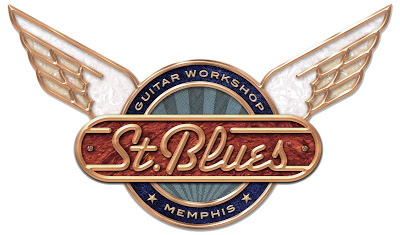 St Blues Guitars